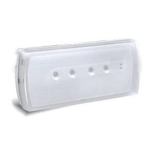 Luz de Emergencia URA21LED 100 Lumenes, No Permanente, LEGRAND 661602