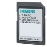 SIMATIC S7, MEMORY CARD PARA S7-1X00 CPU/SINAMICS, 3,3 V FLASH, 4 MBYTE
