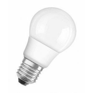 Bombilla LED Regulable 6W OSRAM PARATHOM CLASSIC A 40, MATE, E27, 4052899924444