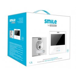 KIT Videoportero SMILE VDS Color 1 Vivienda FERMAX 5071
