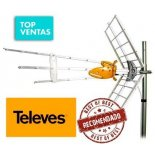 Antena de tv Televés 149901 DAT HD BOSS 790