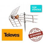 Antena TV Televés tdt DAT HD BOSS 790 149741