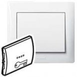 "Tecla luminosa con relieve ""Llave Legrand Galea Life 771011"