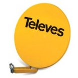 ANTENA PARABOLICA OFFSET 750 HQ TELEVES 7902