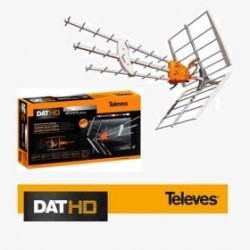 ANTENA TDT TELEVES DAT HD 149942
