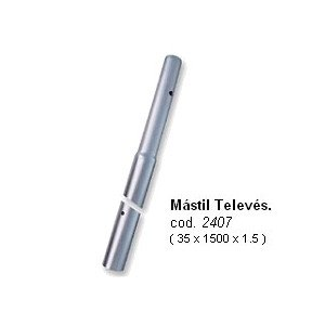 MASTIL ENCHUFABLE 1,45 X 35 X 1,5 MM TELEVES 2407